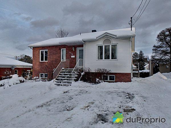 1518, rue Gauvin, Sherbrooke (Mont-Bellevue) à vendre