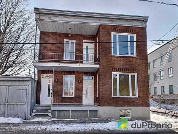 475-479, rue Saint-Mathias, Saint-Sauveur à vendre