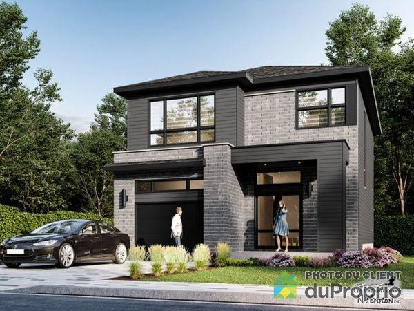 279, avenue Verchère - Modèle à construire - par Zenitude Habitations, Longueuil (Greenfield Park) à vendre