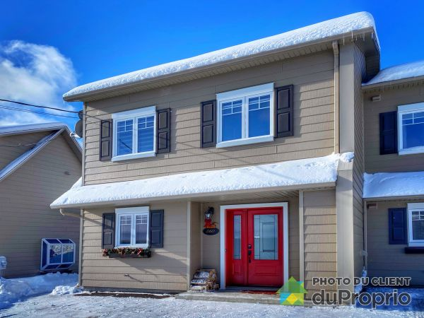 Winter Front - 560 rue Val-St-Côme, St-Côme for sale