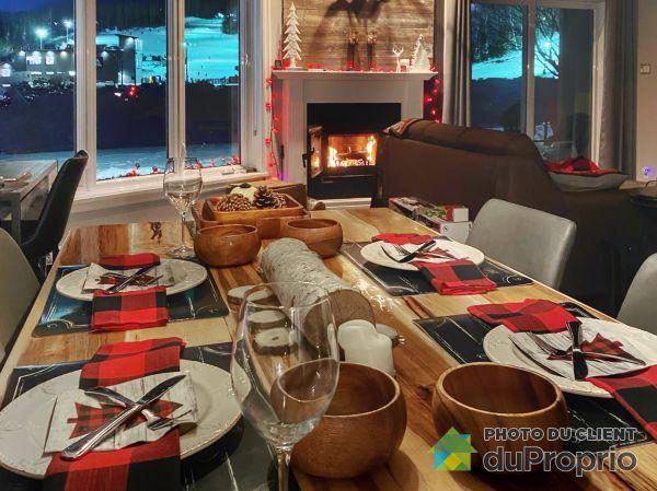 Salle à manger - 560, rue Val-St-Côme, St-Côme à vendre