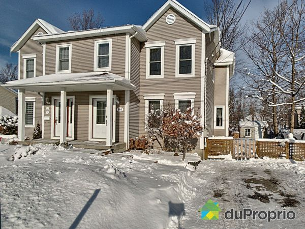 Winter Front - 580 rue de la Providence, Granby for sale