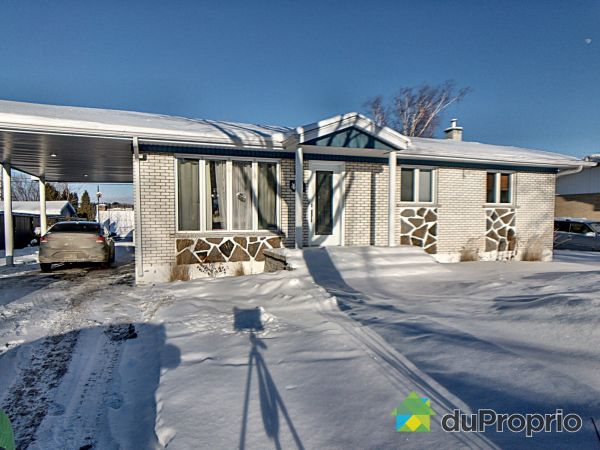Winter Front - 471 boulevard Auger Est, Alma for sale