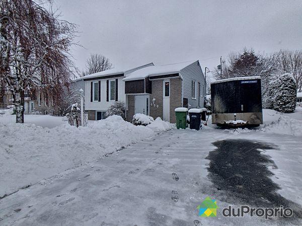 Côté ouest - 150, rue Croteau, Sherbrooke (St-Élie-d'Orford) à vendre
