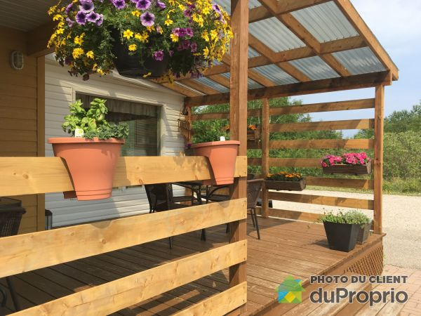 Terrace - 389 route de la Grande-Alliance, Baie-Ste-Catherine for sale