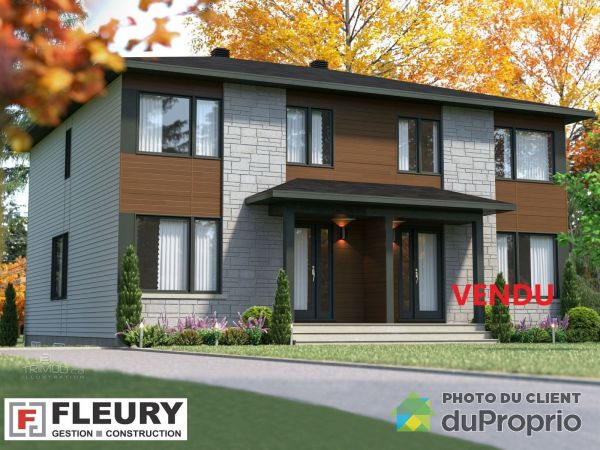 2869 rue de Summerside - Par Fleury Gestion Construction, Ste-Foy for sale