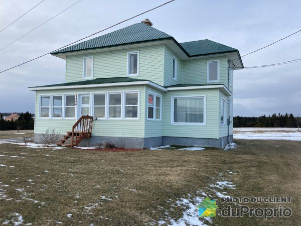 1444 route 132 ouest, Percé for sale