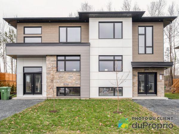 rue Golconda - Carré Belvédère - Par les Constructions Christian Belleau, Sherbrooke (Mont-Bellevue) for sale