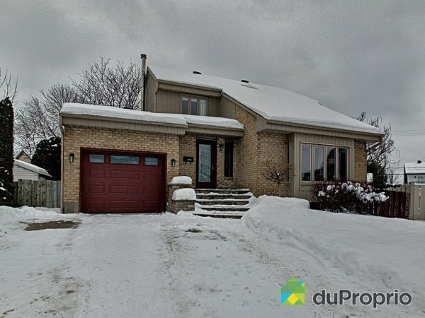 Winter Front - 1756 croissant Turgeon, Brossard for sale