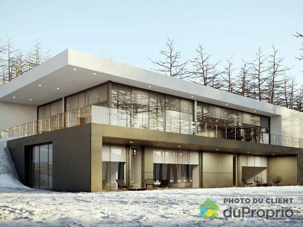 80, rue des Sept Sommets - Modèle Sundance I - Par Bel Air Resort & Résidences, Mont-Tremblant à vendre