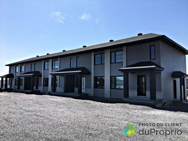 Property sold in St-Nicolas