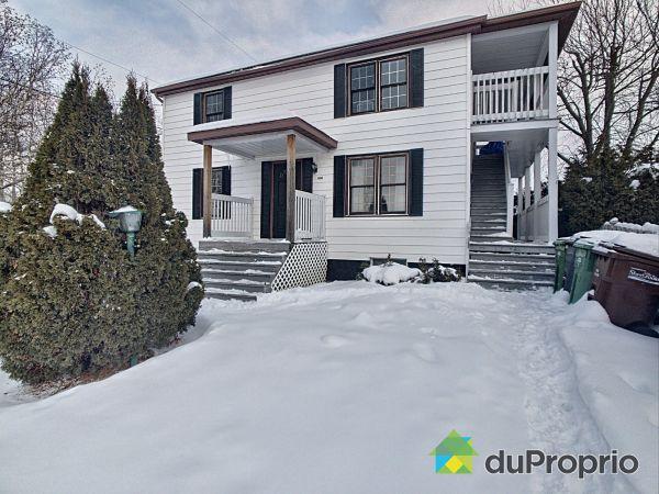 1050-1052, rue de Lisieux, Sherbrooke (Mont-Bellevue) for sale