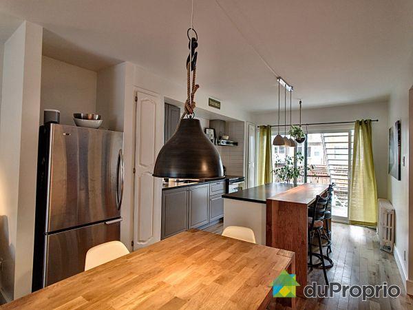 Eat-in Kitchen - 6674-6676, 26e Avenue, Rosemont / La Petite Patrie for sale