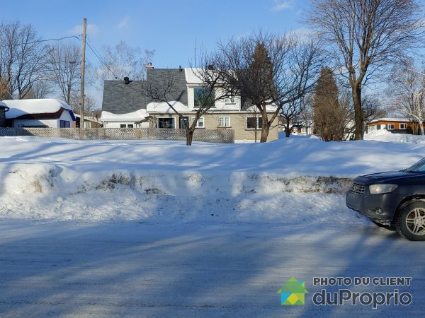Terrain - 64, rue des Belles-Neiges, Beauport à vendre