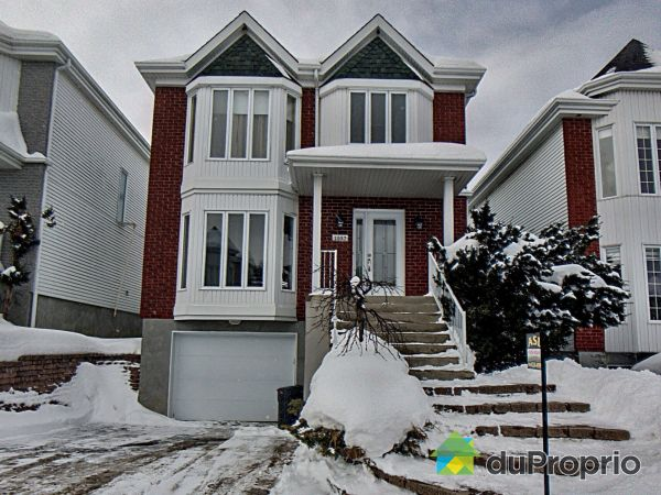 Winter Front - 1057 rue André-Forand, Ste-Rose for sale