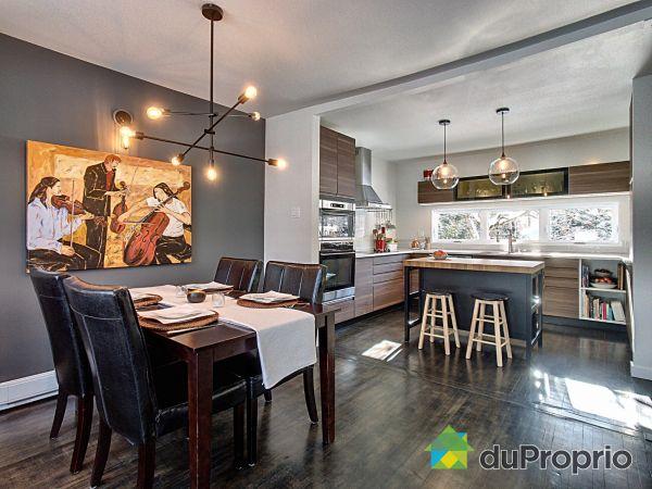 Salle à manger / Cuisine - 2052, 23e Avenue, St-Augustin-De-Desmaures à vendre