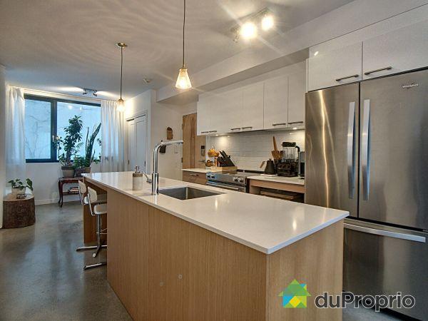 Cuisine - 3-640, rue Henri-Duhamel, Verdun à vendre