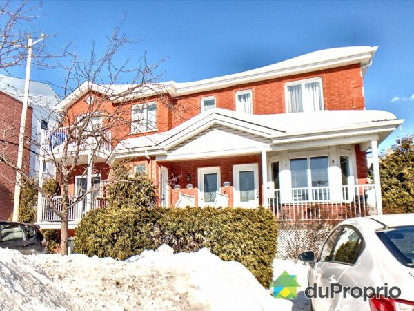 Winter Front - 2350-2352-2354, rue Henri-Cyr, Longueuil (St-Hubert) for sale