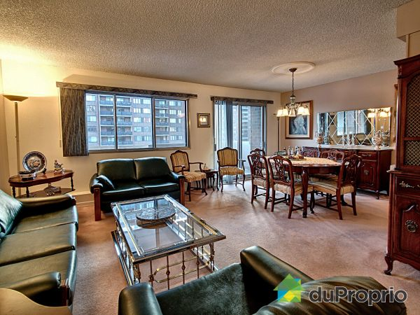 Living / Dining Room - 705-725 place Fortier, Saint-Laurent for sale