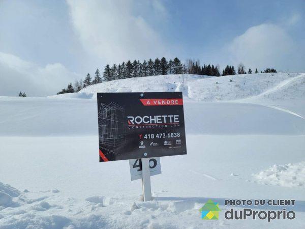 Développement Côteau des Sables  - Par Rochette Construction, Vallée-Jonction à vendre