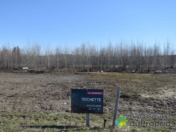 Terrain 551 - rue Bellevue  - Par Rochette Construction, Scott for sale
