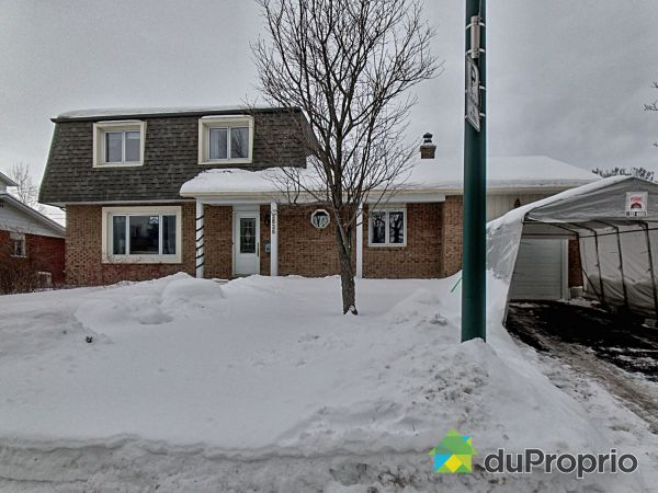Winter Front - 2525 avenue Neuville, Brossard for sale