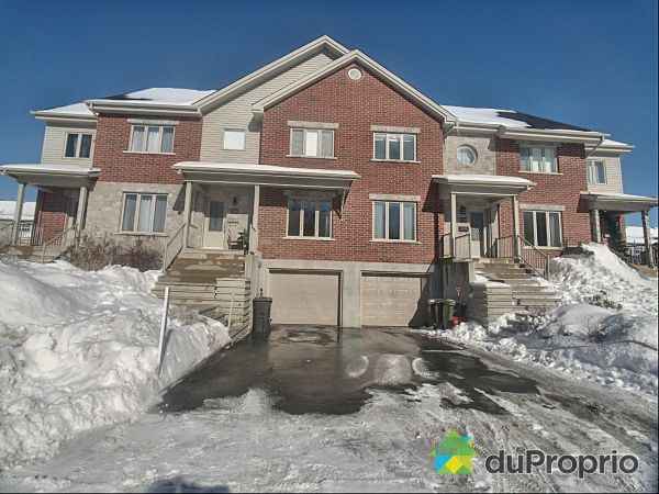 Winter Front - 5730 Impasse J.A.-Berthiaume, St-Hyacinthe for sale