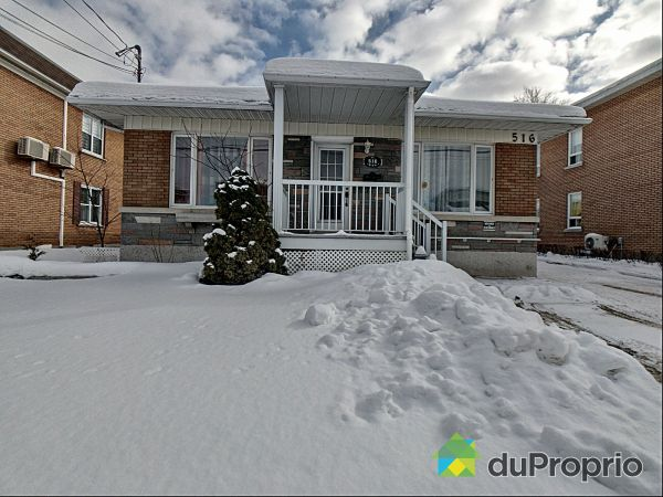 Winter Front - 516, rue Saint-Georges, Drummondville (Drummondville) for sale