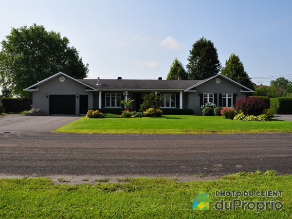 Property sold in St-Jean-sur-Richelieu (Iberville)