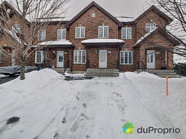 1288, rue Marini, Sherbrooke (Rock Forest) à vendre