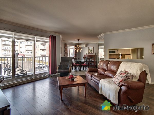 Living Room - 202-5500 boulevard Henri-Bourassa, Charlesbourg for sale