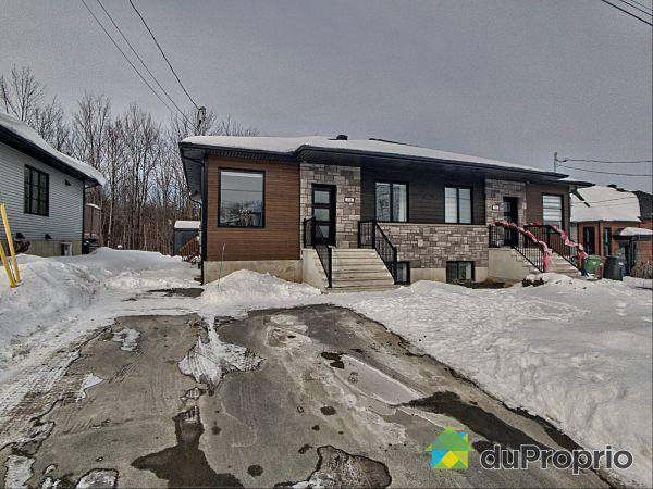 755, rue André-Mathieu, Sherbrooke (Rock Forest) à vendre