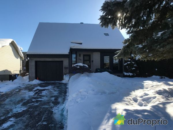 Winter Front - 25 rue Juneau, Repentigny (Repentigny) for sale