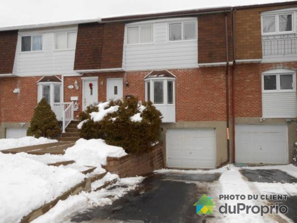Winter Front - 4449 rue Jolicoeur, Dollard-Des-Ormeaux for sale