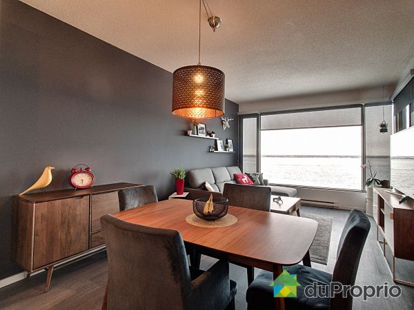 Dining Room / Living Room - 1407-100 avenue des Sommets, L'Ile Des Soeurs for sale