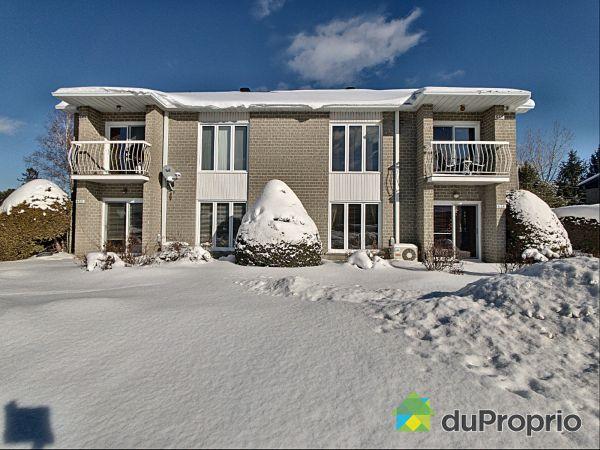 Apartment - 646-648-650-652, rue McCrea, Sherbrooke (Jacques-Cartier) for sale