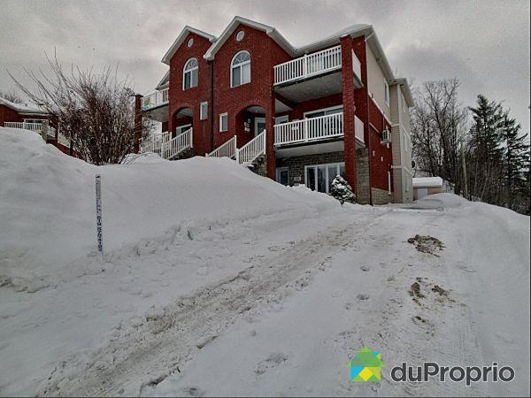 Winter Front - 3318 rue Thérèse-Casgrain, Sherbrooke (Jacques-Cartier) for sale