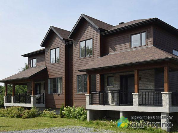 avenue de l'Auberge - Projet Bivouac - Par Construction Terrart Inc., Orford à vendre