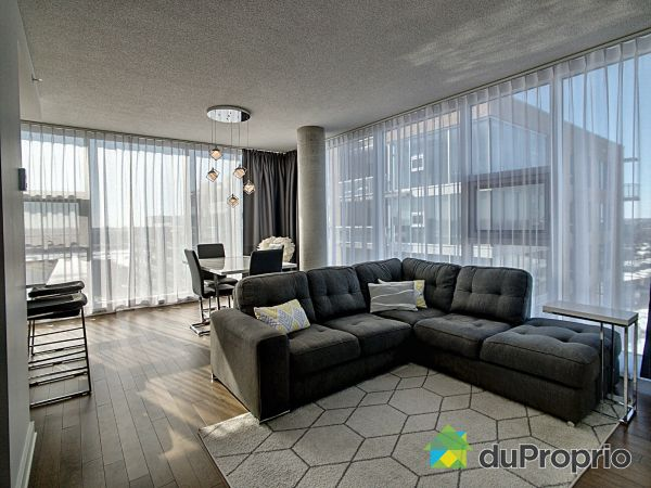 Open Concept - 1674-9950 Place de l'Acadie, Ahuntsic / Cartierville for sale