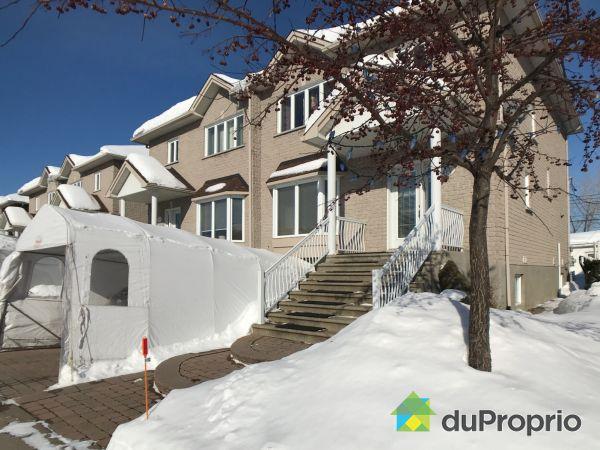 Side View - 12163 rue Adrien-Hébert, Rivière des Prairies for sale