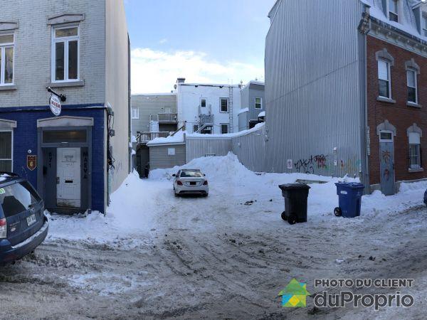 Terrain - 647, rue Saint-François Est, Saint-Roch à vendre