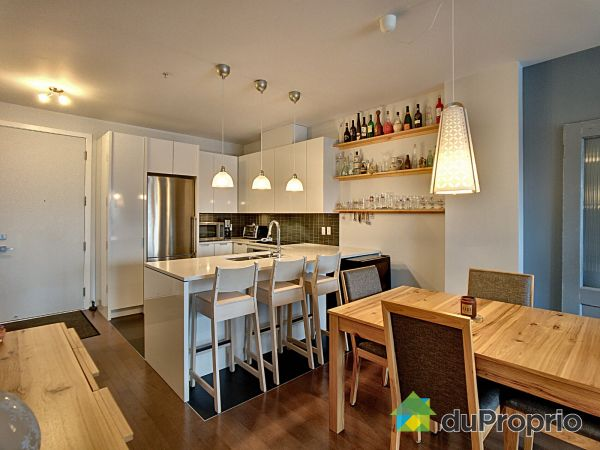 Salle à manger / Cuisine - 229-1100, de Port-Royal Est, Ahuntsic / Cartierville à vendre