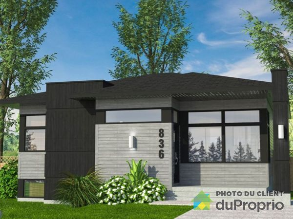 Projet Les Boisés des Pins - Par Habitations Clermont, Ste-Clotilde-De-Chateauguay for sale