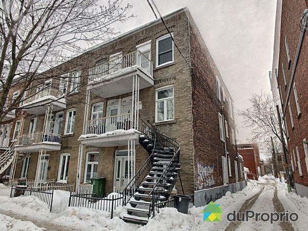 Winter Front - 2214-2220, rue de Chambly, Mercier / Hochelaga / Maisonneuve for sale