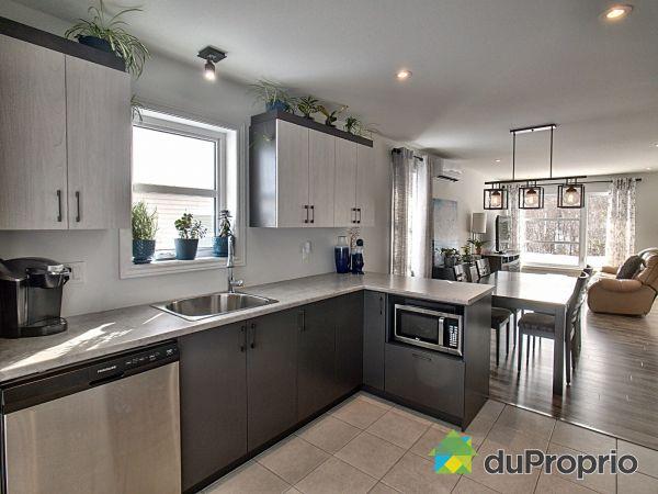 Kitchen - 298 rue Simone-Routier, Beauport for sale