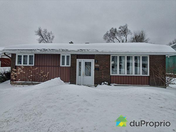 295, Riel, Gatineau (Hull) à vendre