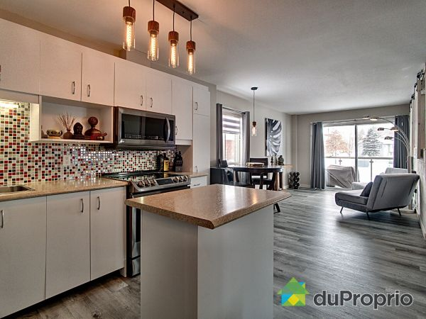 Kitchen - 301-1505 rue McManamy, Sherbrooke (Jacques-Cartier) for sale
