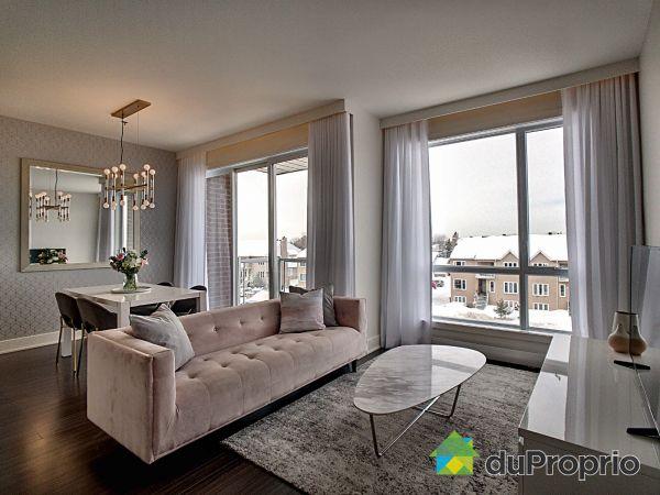 Living / Dining Room - 306-3125 boulevard Gaétan-Boucher, Longueuil (St-Hubert) for sale