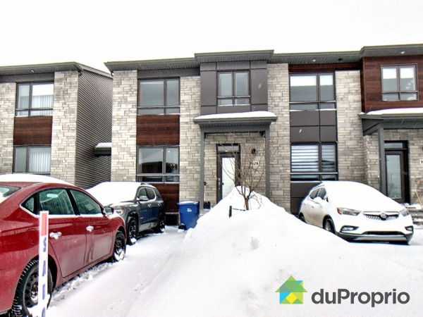 Winter Front - 1629 rue Henri-Blaquière, Chambly for sale