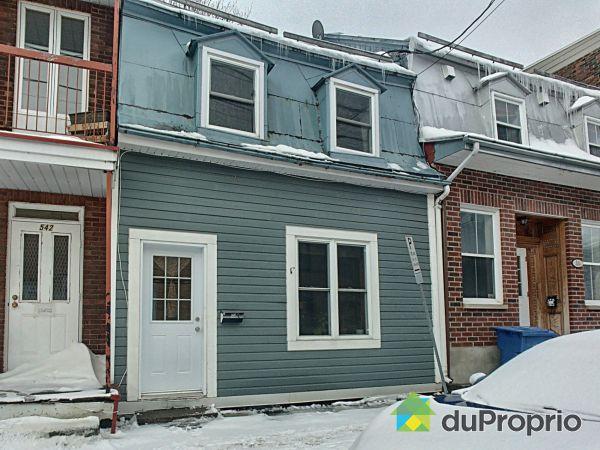 Winter Front - 538 rue Bayard, Saint-Sauveur for sale